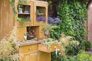 Stará Sešlost - Zahrada Moravy